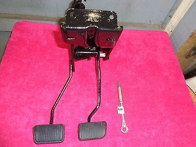 1966 Fairlane Clutch-Brake Pedal Assembly