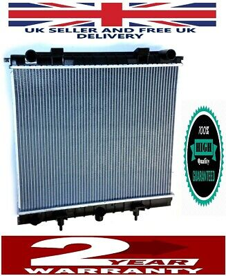 Brand New Range Rover P38 2.5 Turbo Diesel Automatic  Radiator  50 Mm Thick Core