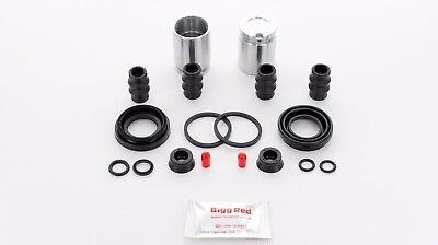 REAR Brake Caliper Seal & Piston Repair Kit for Fiat Ulysse 2002-2011 BRKP7