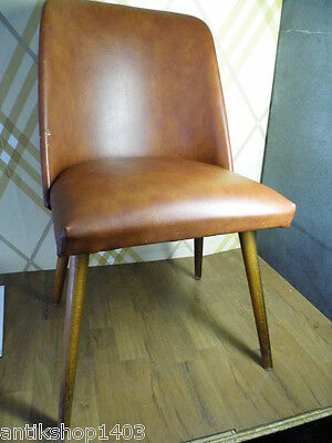 No D816 Cocktail chairs ; The 60's Chair ; Leatherette,Petite