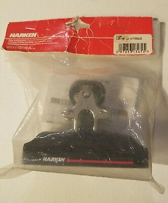 Harken 1626 CB Traveler car with Toggle