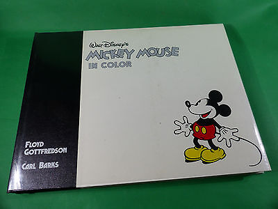 Carl Barks - Walt Disney's Mickey Mouse in Color - limitiert 2079/3000