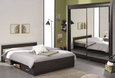 schrank sideboard bett eur 100 00 picclick de. Black Bedroom Furniture Sets. Home Design Ideas
