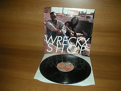 "WRECKX-N-EFFECT : WRECKX-SHOP - : 12"" Vinyl Single : Picture Sleeve"