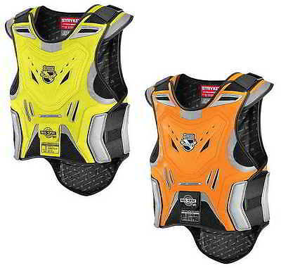 Icon Men's Stryker Fiel Armor Protection Mil Spec Motorcycle Vest All Sizes