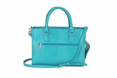 Primeware Insulated Drink Purse Blue Turquoise with Wine Bladder