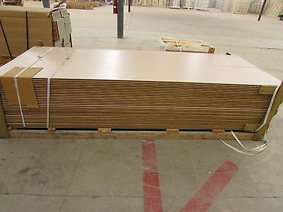 "Lot of 60  Slatwall Panels  2""x10"" - Retail Stores, Factory, Workshop"