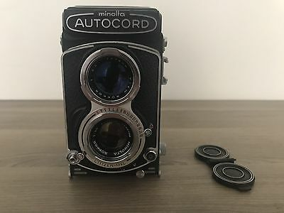 Stunning Minolta Autocord I TLR Camera In great Condition