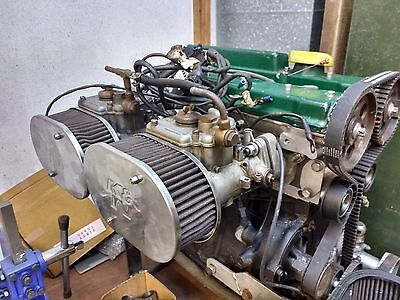 Vauxhall 16XE Dry Sumped Competition Engine