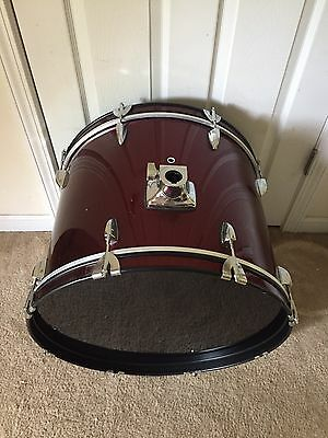 "Bass Drum  22"" Without Name"