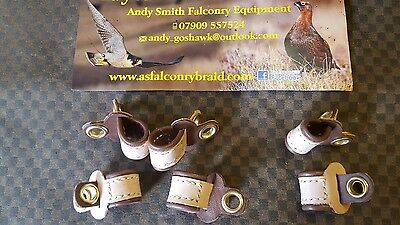 falconry anklets