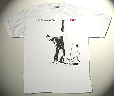 FREE Heartbreaker DELUXE CUSTOM ART UNIQUE T-SHIRT Paul Rodgers Bad Company