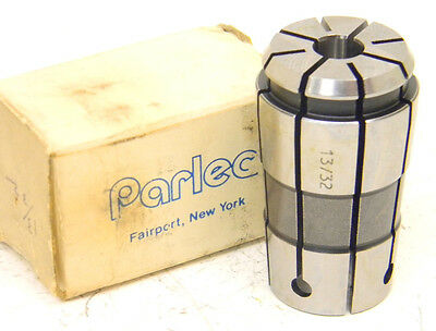 "New Surplus Parlec Tg100 Single Angle Collet 13/32"" Tg-100 .4062"""