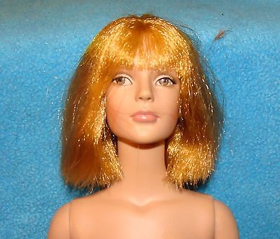 """Beautiful Short Red Headed Tonner Tyler - NUDE - 16"""" - Doll - Straight Wrists"""