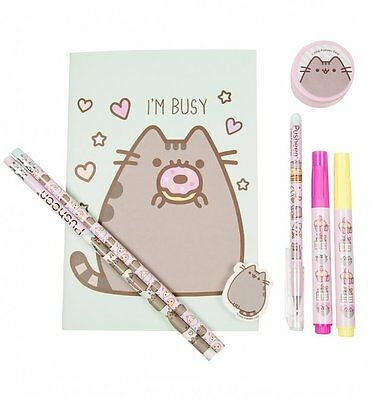 Official Pusheen Super Stationery Set