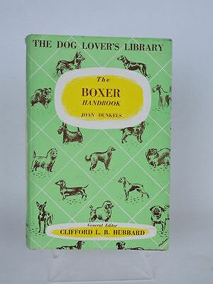 The Boxer Handbook No.3 The Dog Lover's Library (out of print) London