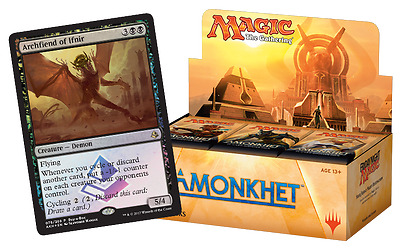 Magic The Gathering: Amonkhet Booster Box (36 Packs) - Factory sealed. Brand new