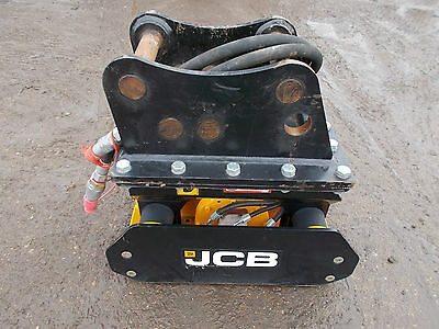 2016 JCB plate compactor excavator digger compaction wacker trench rammer miller