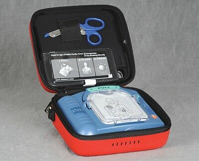 Philips HeartStart AED Home HS1 Onsite Defibrillator with 3 Year Warranty M5066A