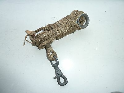 Antenna tie down rope M38 M38A1 M35 Serie REO Ford Mutt Willys MB GMC CCKW