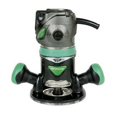 Hitachi 2-1/4 HP Variable Speed Fixed Base Router M12VC New