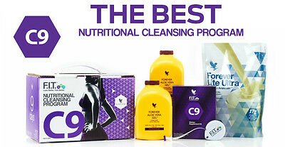 Forever C9 Clean 9 Detox New! CHOCOLATE - Don't be fooled by cheap alternatives!