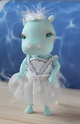 Charles Creature Cabinet KABA  Hippo Anthro Tiny BJD with COA