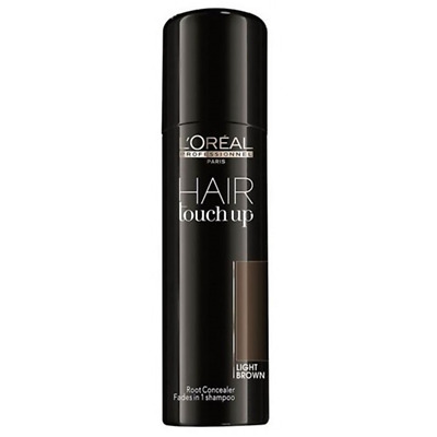 L'OREAL Hair Touch Up Light Brown 75ml CORRETTORE COLORE CAPELLI