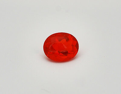 a78.)   FEUEROPAL  FIRE OPAL  BUFFTOP   3,08CT