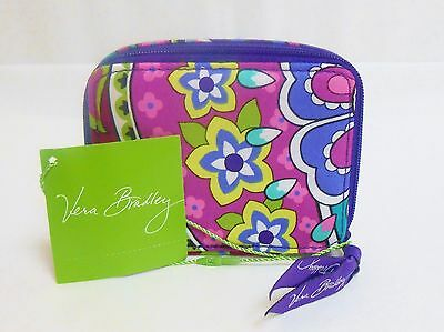 Vera Bradley Travel Pill Case HEATHER  #14555-144 New