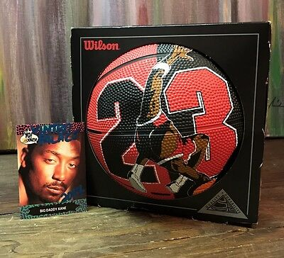 Rare Air MICHAEL Jordan Basketball Wilson VTG Vintage Collector NBA NEW IN BOX
