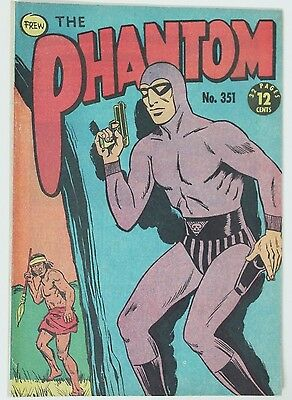 Frew Phantom Comic Book Number 351, Very Good Condition, Collectable