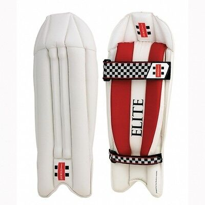 Gray-Nicolls Elite Mens Size Lightweight Cricket Wicket Keeper Pads Medium