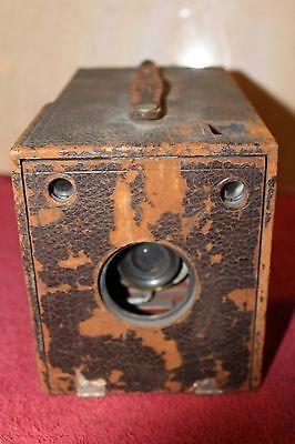 KODAK No.4 BULLS-EYE SPECIAL MODEL C CAMERA FROM 1897
