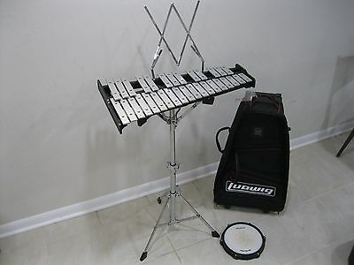 Ludwig Student Xylophone / Practice Drum w/ Stand & Case ----------------> Cool!