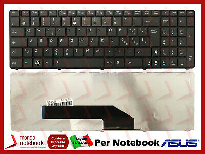 Tastiera Keyboard Italiana Originale per Notebook Asus K50C