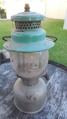 Coleman Lantern - vintage 'The sunshine of the night' 1936 untested item