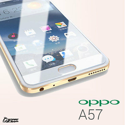 Tempered Glass Screen Protector Guard For Oppo A57