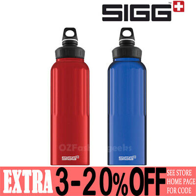 SIGG WMB Traveller Dark Blue RED 1.5L drinking bottle water 1500ml 62668/62669