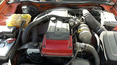 FORD FALCON ENGINE BA, 4.0 DOHC, TURBO, 240kw, LONG ENGINE NO TURBO CHARGER