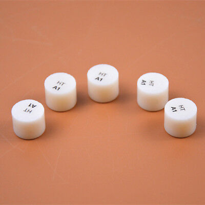 New 5 PCS Dental Lab Materials Lithium Dislicate Pills or Tablets HT and ST