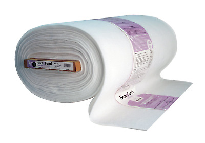"HeatNBond Fusible Fleece 45"" x 39"" (114cm x 100cm) White - PER Metre"