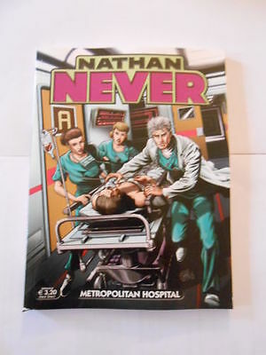 NATHAN NEVER n.296 - fumetto d'autore
