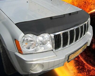 BONNET BRA for JEEP GRAND CHEROKEE WH 2005-2010 STONEGUARD PROTECTOR