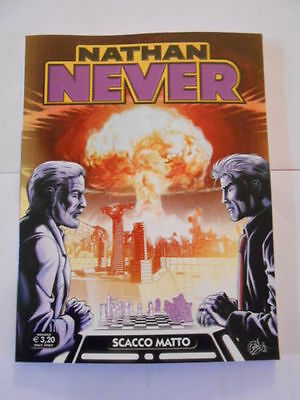 NATHAN NEVER n.295 - fumetto d'autore