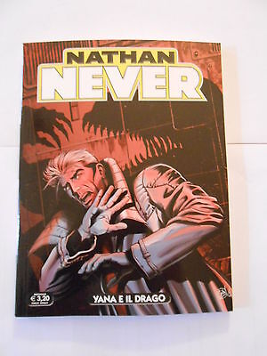 NATHAN NEVER n.292 - fumetto d'autore