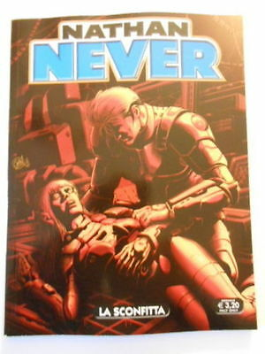 NATHAN NEVER n.282 - fumetto d'autore