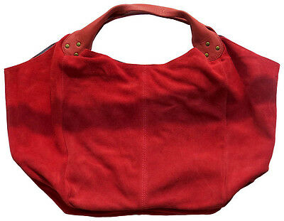 Leather Shopping/ Tote Bag for Women * A FAIR TRADE PRODUCT - Free US Ship