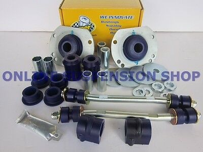 Suits Commodore VT SUPER PRO Front Suspension Bush Kit SUPERPRO