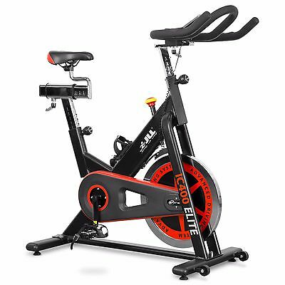 JLL® IC400 ELITE Indoor Cycling™ Exercise Bike Cardio Class Workout Machine